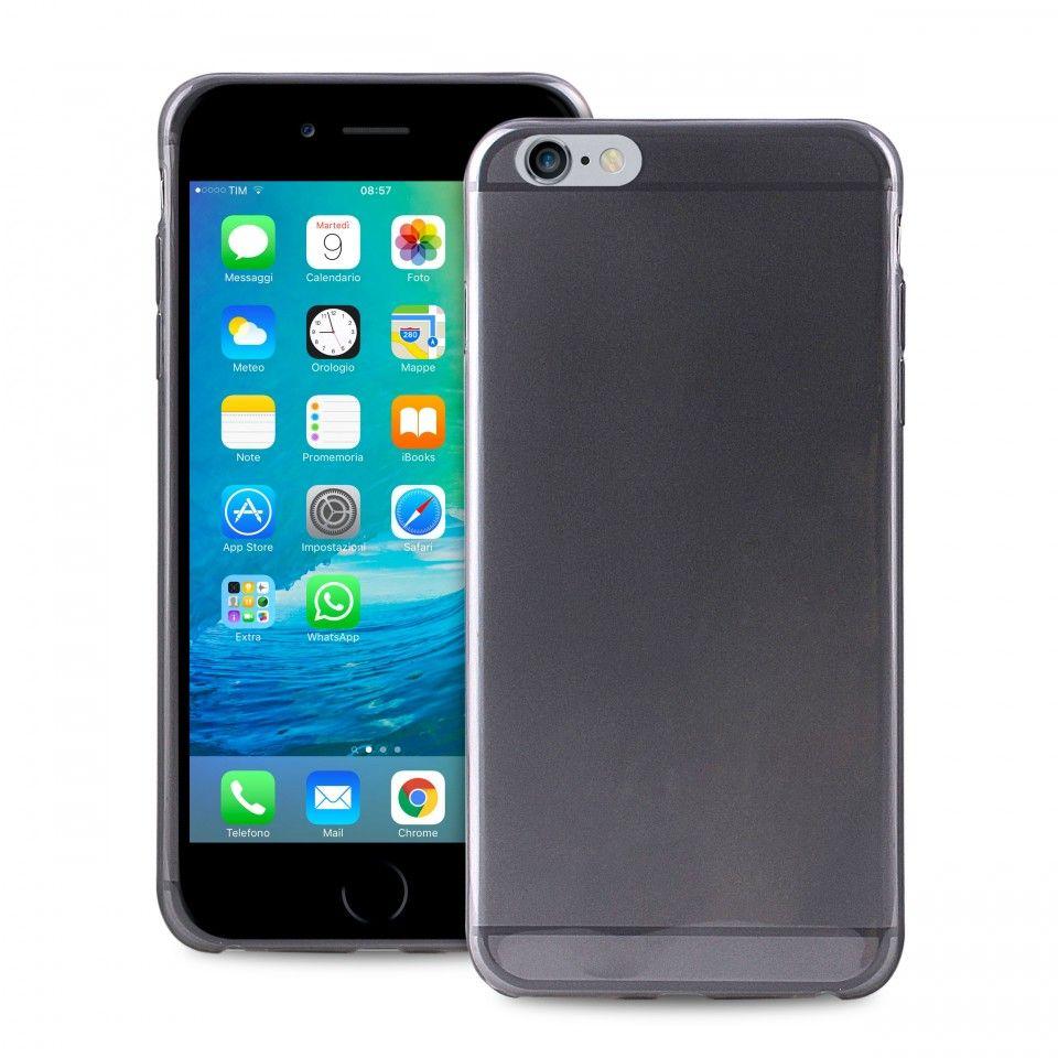 COVER 0.3 NUDE BLACK PER IPHONE 6 / 6S