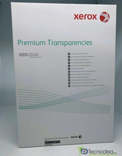 XEROX 003R98202 LUCIDI TRASPARENTI